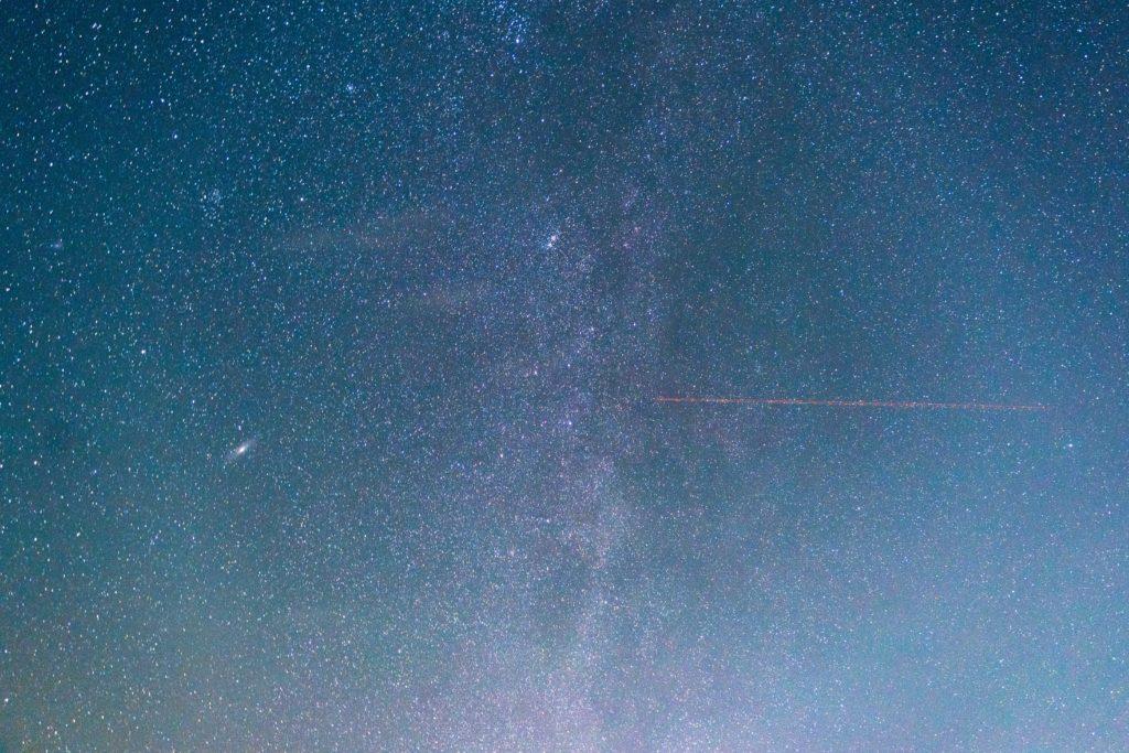 「SEL2470GM」で撮影した星空(天体)写真